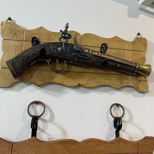 """Макет оружия """"Пистоль кремниевый 18 в"""", Испания"""