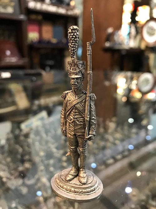 Фузелёр-гренадер Имп. Гвардии. Франция, 1806-14 гг.