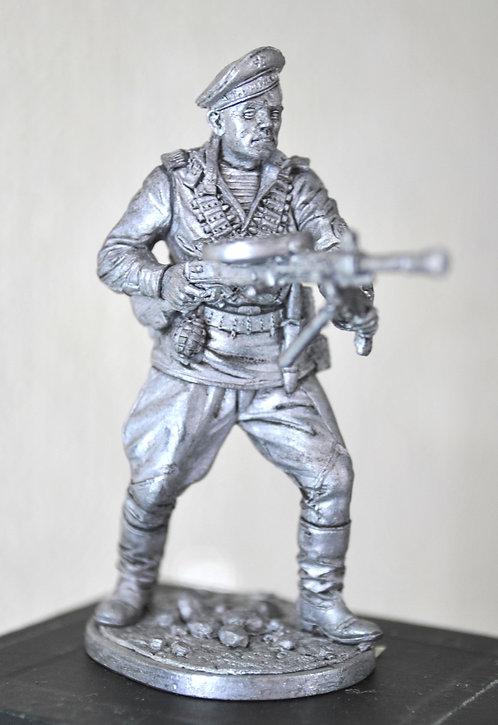 Кр. морской пехоты черномор. фл. с Пулеметом ДМ