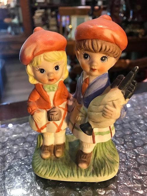 Дети с волынкой