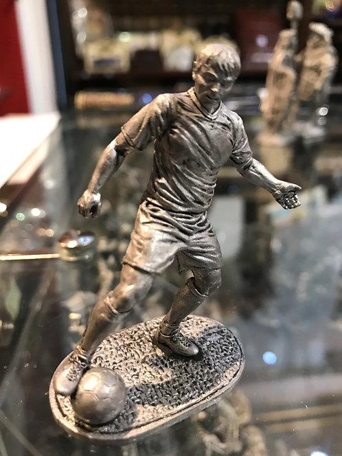 Футболист - защитник (бэк)