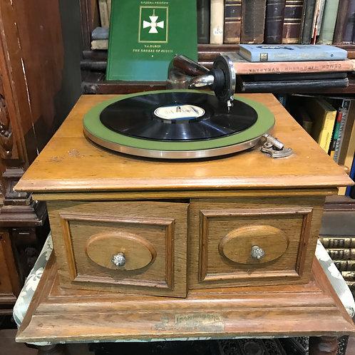 Граммофон, кабинетный, начало ХХ века