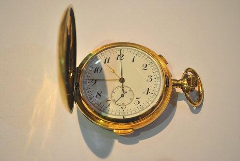 Часы карманные с 1/4 репетиром