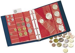 Альбом Karat  для монет, с листами, Германия