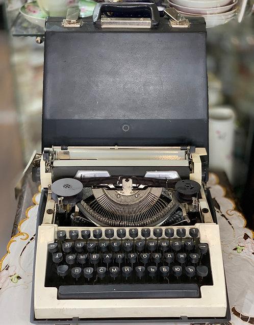 Печатная машинка Optix, 1992 год