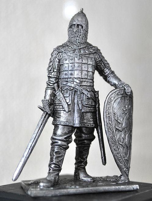 Русский знатный воин, конец 13-го – 14 век