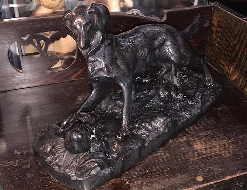 Собака с дичью, Касли, 1979 г