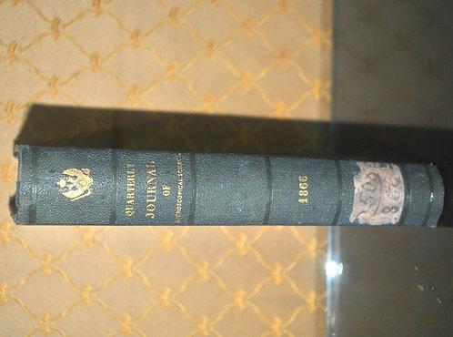 Журнал микроскопических наук, том 6, 1866 год