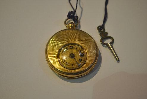Карманные часы  с шпиндельным ходом