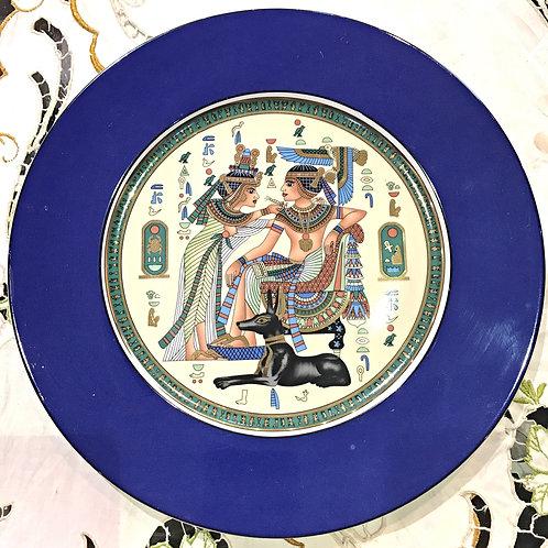 """Коллекционная тарелка """"Египет"""", Европа"""