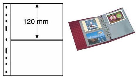 Листы для банкнот формата Optima на 2 боны, Германия