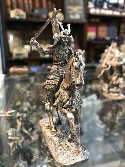 Конный самурай, 16-17 вв.