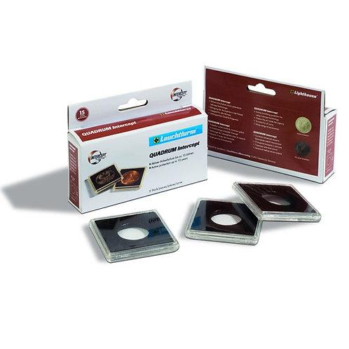 Капсулы для монет – 40 мм Quadrum, Германия