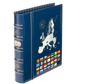 Альбом для монет Euro с листами, формат Optima, Германия