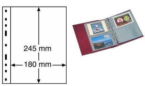 Листы для банкнот формата Optima на 1 бону, Германия