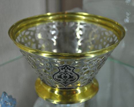 Сухарница/конфетница, СССР, Кубачи