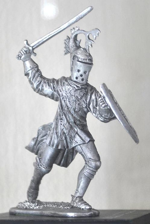 Бургундский рыцарь Робер де Мамин, нач. 15 века