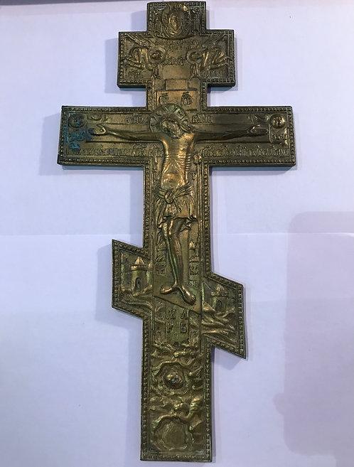 Крест - распятие, XIX век