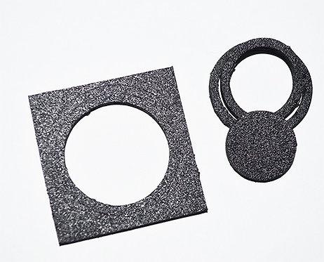 Квадрокапсулы для монет 20,25,30,35,40 мм, Россия