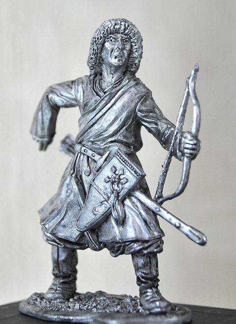 Монгольский лучник, 13 век