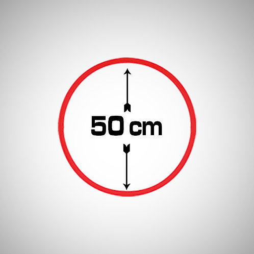RAZZO ARO DE CORDINACIÓN 50cm. (RAZHB813-49-050)