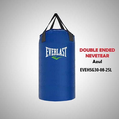 EVERLAST DOUBLE-ENDED NEVATEAR 25 Lb SACO AZUL EVEHSG30-08-25L