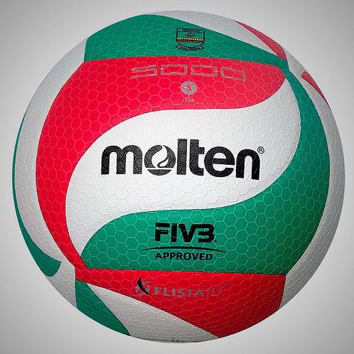 MOLTEN BALÓN  VOLLEYBALL FLISTATEC FIVB 5000 (MOLV5M50-16-005)
