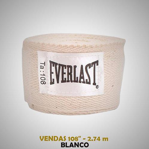 "VENDAS 108"" - 2.74 M COLOR BLANCO EVE04455-11-108"
