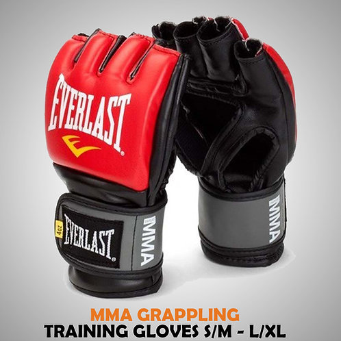 GUANTES MMA PRO STYLE ROJO S/M - L/XL EVE07778-43-0SM