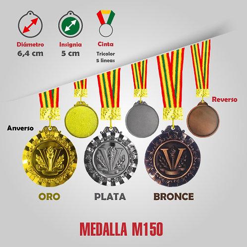 MEDALLA V COD: M150 (CHA00150-50-UNI)
