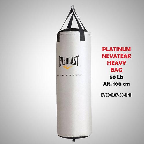 EVERLAST SACO PLATINUM NEVATEAR HEAVY BAG 80 LB SH4107WB EVE04107-50-UNI