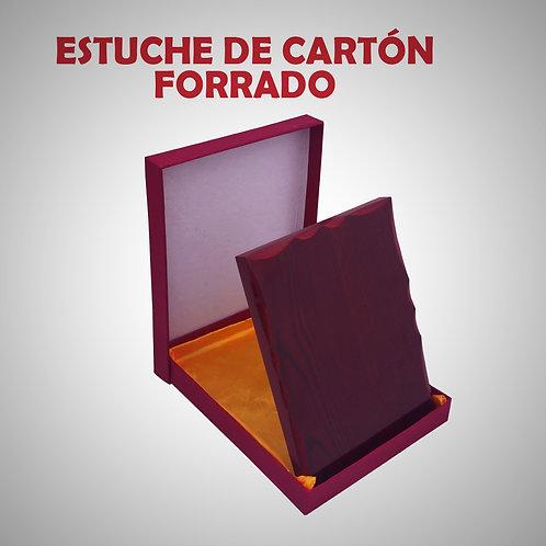 CHAMPION RECONOCIMIENTO, MADERA EN ESTUCHE DE CARTÓN FORRADO (GEN01421-20-UNI)