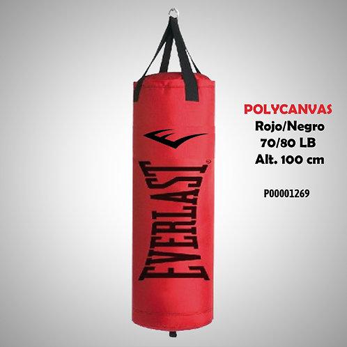 EVERLAST SACO POLYCANVAS 70/80 LB RJ/NG P00001269