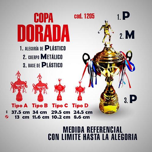 CHAMPION COPA METALICA COD: 1205