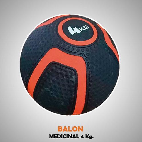 BALON MEDICINAL 4K EVEL3200-27-4K