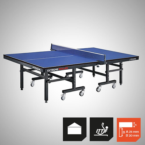 MESA STIGA EXTREME ROLLET - ITTF ( 1001-0916-25)