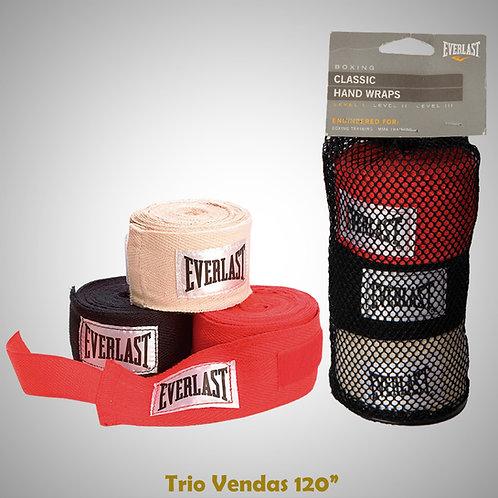 """TRIO VENDAS 108""""Y 120 2,74 M EVE44553-49-108"""