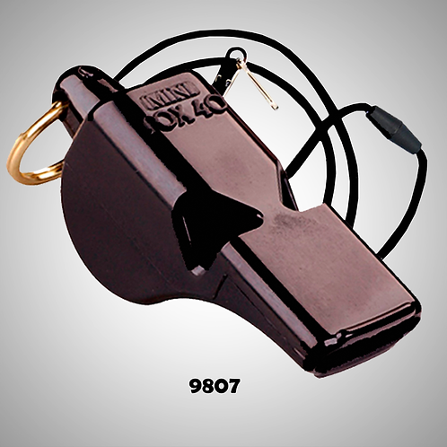 FOX 40 SILBATO MINI OFFICIAL C/CLIP/CORDON 9807