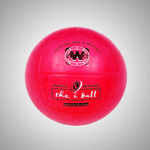 BALÓN DE WALLYBALL PINK PRO AWA (AWAPROPI-45-005)