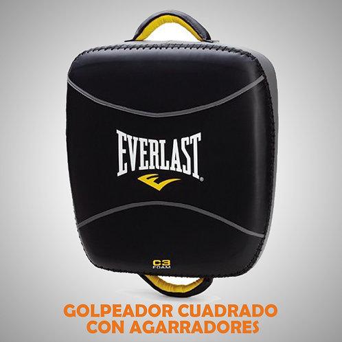 EVERLAST LEG KICK PAD GOLPEADOR CUADRADO CON AGARRADORES 711501