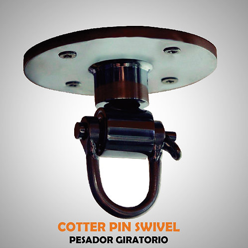 COTTER PIN SWIVEL PASADOR GIRATORIO EVE04444-40-UNI