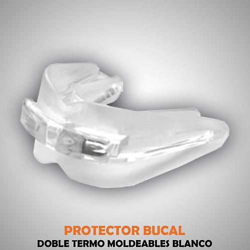 PROTECTOR BUCAL DOBLE BLANCO EVE04410-11-UNI