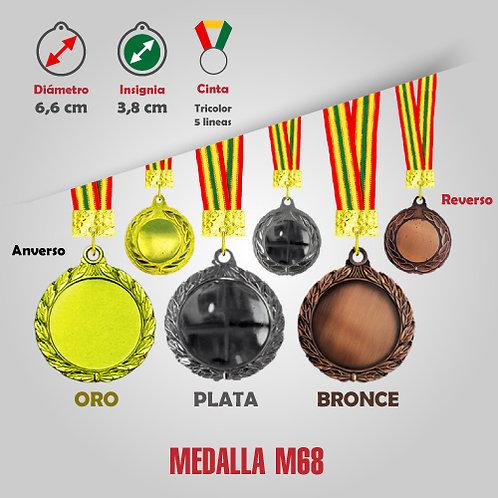 CHAMPION MEDALLA COD: M68