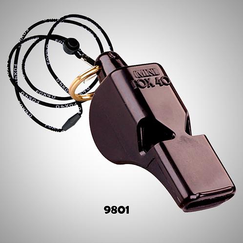 FOX 40 SILBATO MINI OFFICIAL C/CORDON 9801