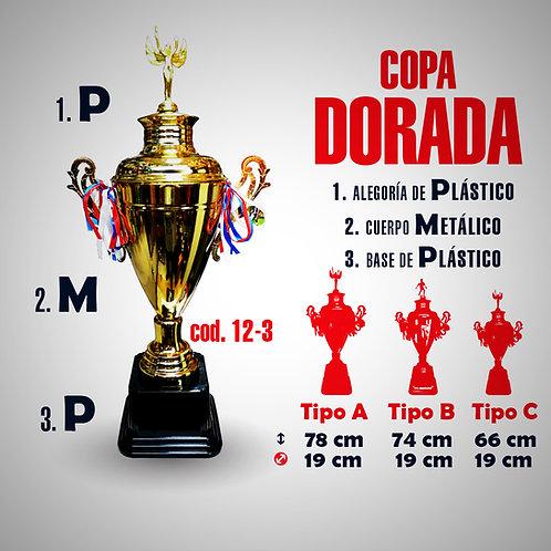 CHAMPION COPA METALICA COD: 12-3