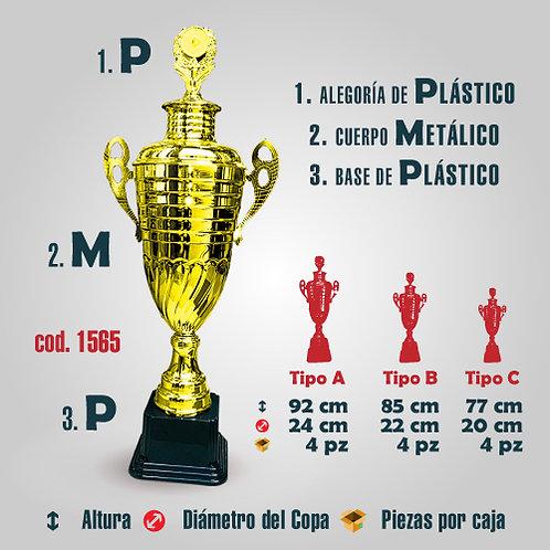 CHAMPION COPA METALICA COD: 1565