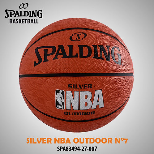 SILVER NBA OUTDOOR N°7 SPA83494-27-007