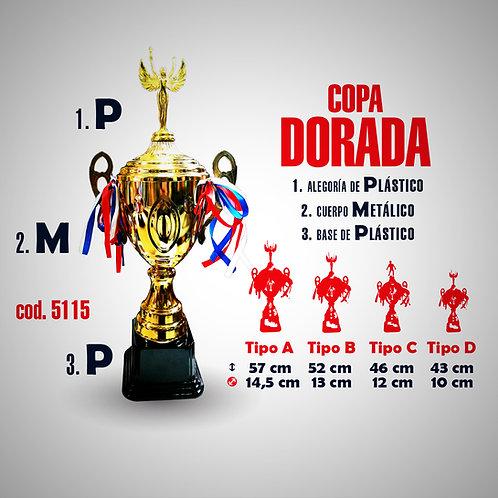 CHAMPION COPA METALICA COD: 5115