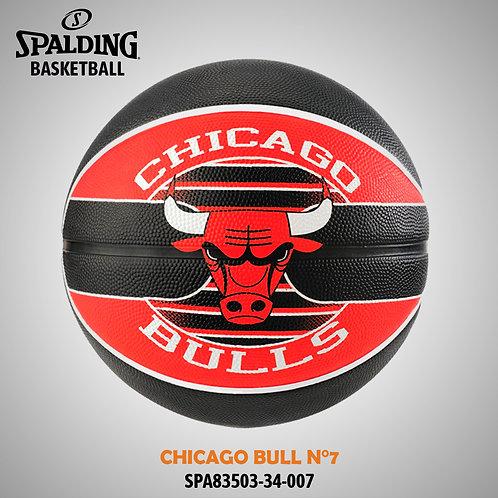 CHICAGO BULL N°7 SPA83503-34-007