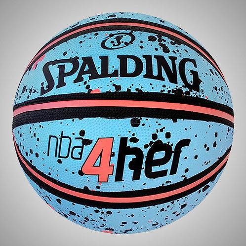 SPALDING NBA 4her No.6